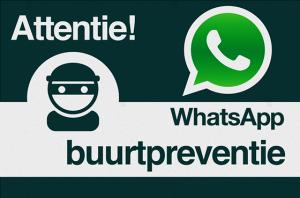 whatsapp-buurtpreventie